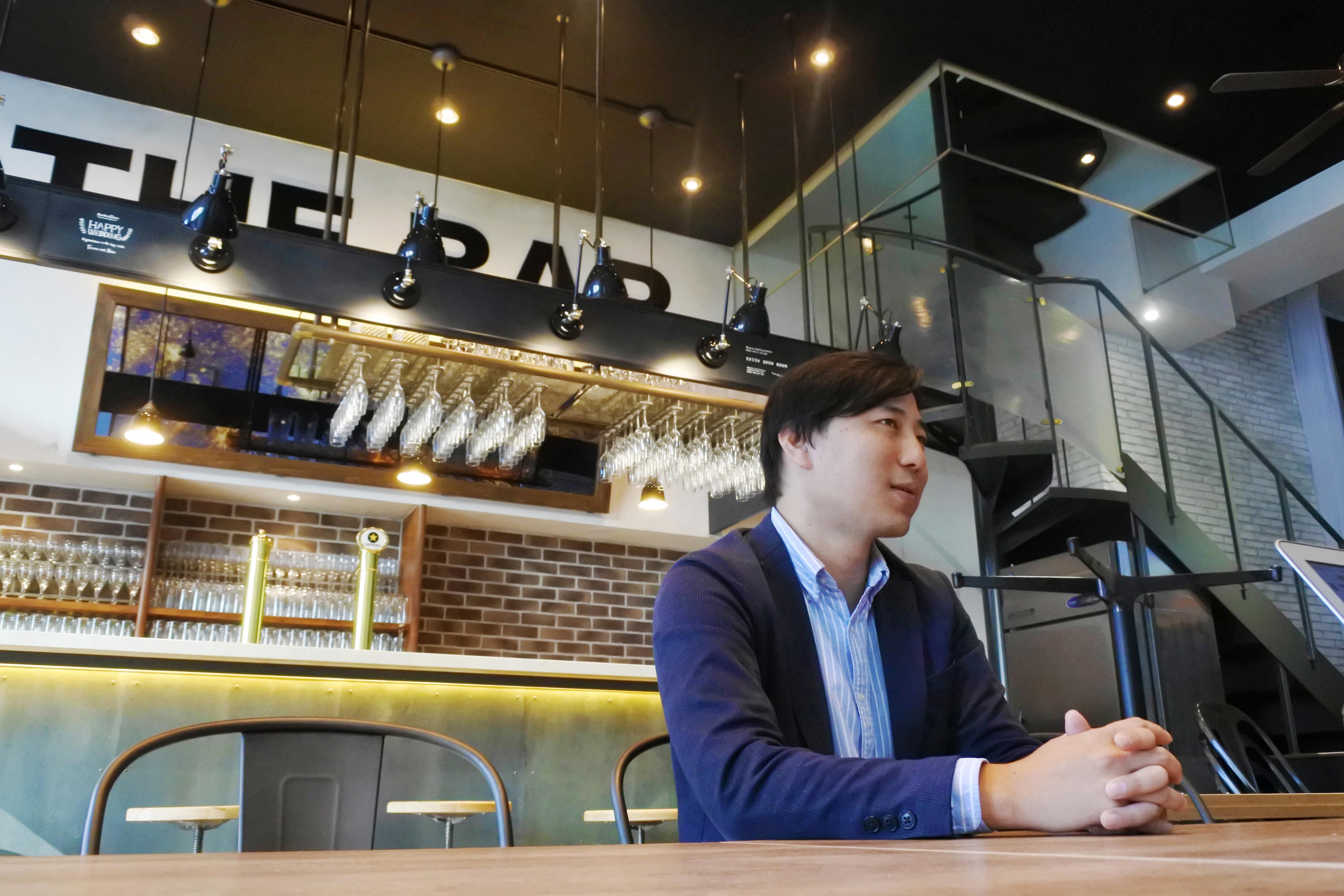 レンタルスペースの今後について話す中村氏