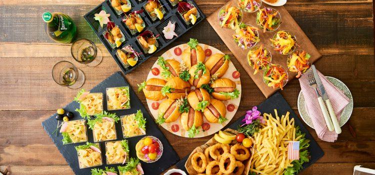 パーティー利用者必見。レンタルスペースに料理が届く「インスタベースPlate」