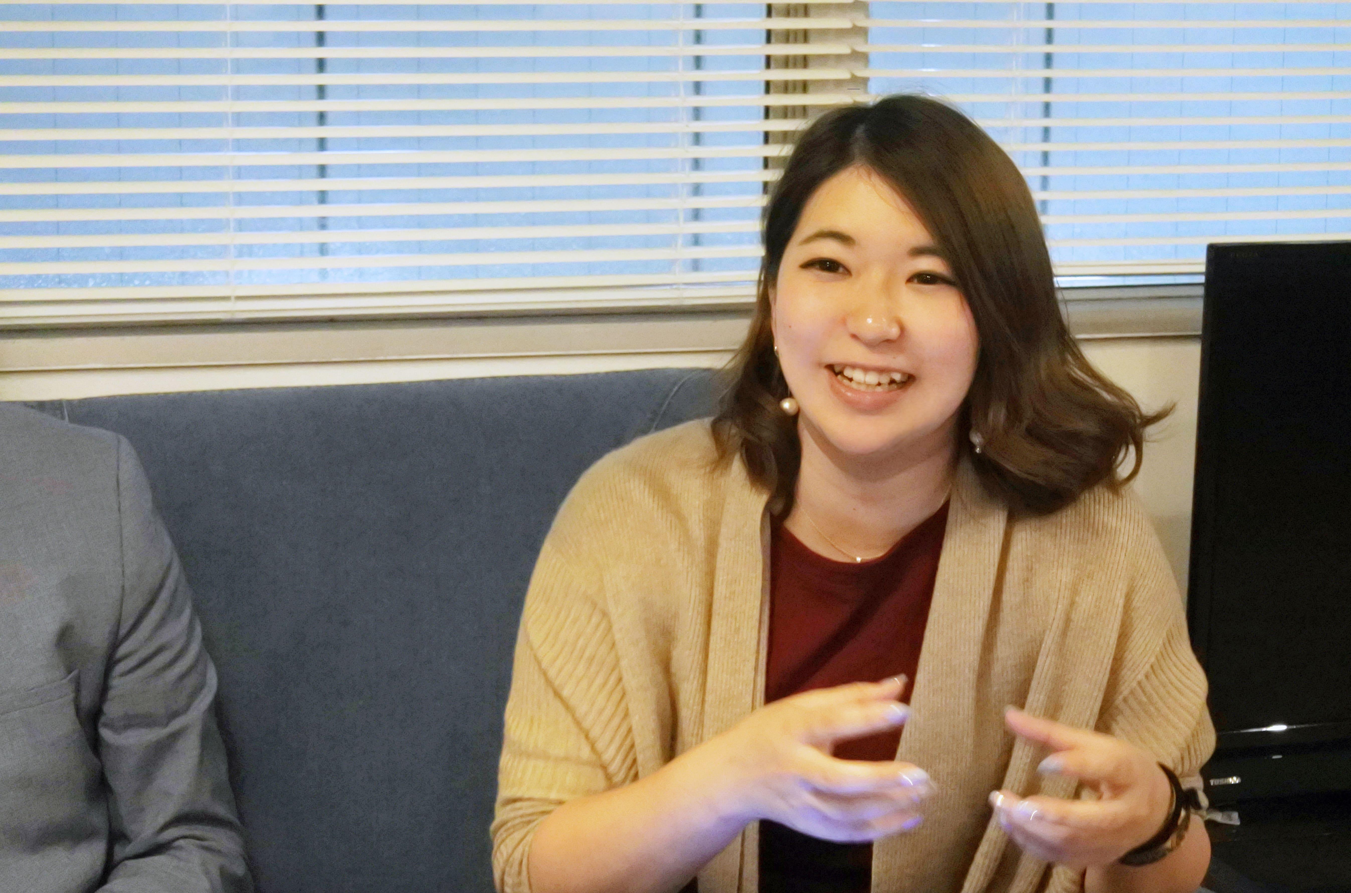インスタベースのおかげで問い合わせ件数が増えたと話す成田氏