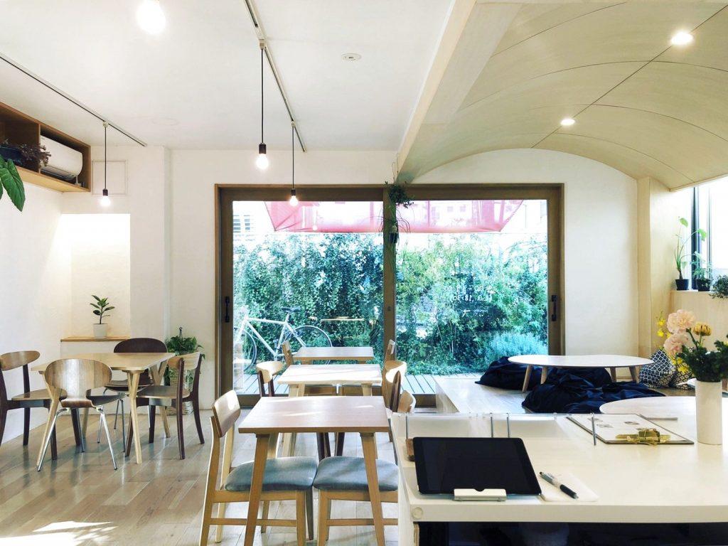 Cafe nt カフェ、レンタルスペース