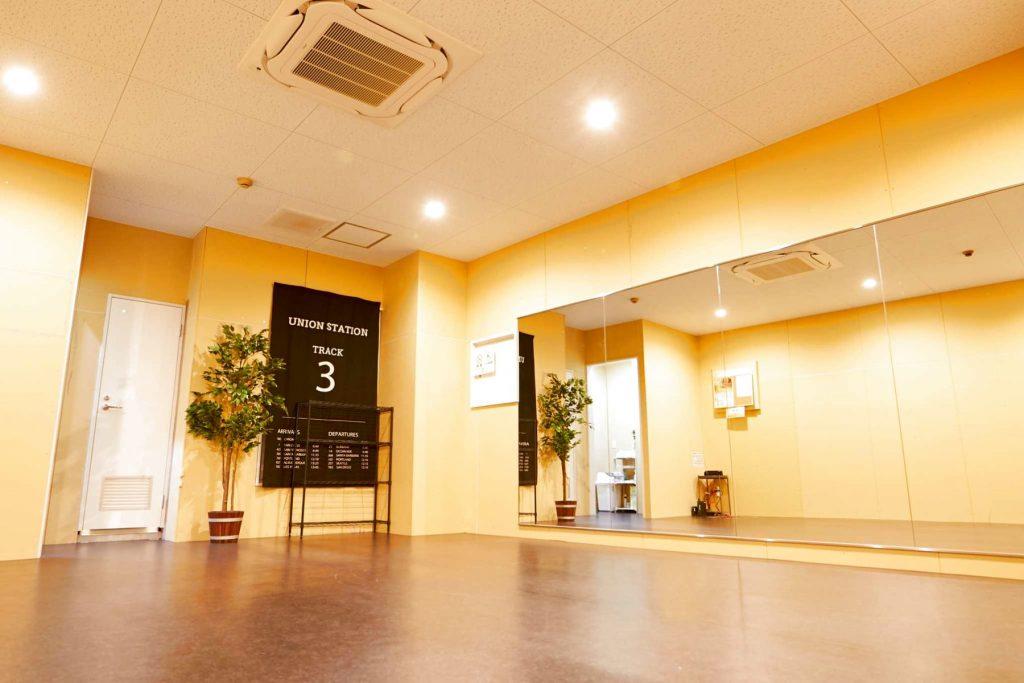 大阪のダンススタジオ