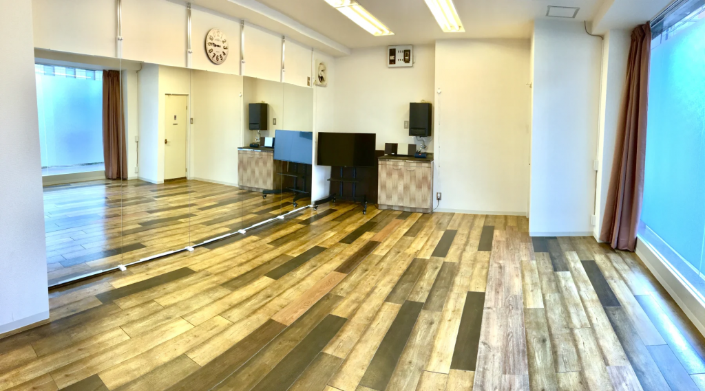 レンタルスタジオ リバティ西中島